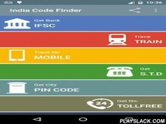Pincode STD IFSC PNR FM Search  Android App - playslack.com ,  Find All India Code with single app :• Mobile number with number portability• PNR Number• STD Codes • IFSC, MICR Code• Toll Free Numbers• DTH Channels• Pincode• Radio Stations• Trace vehicle number If you often find yourself searching on internet for common things like STD, IFSC pincode, Radio channels of any city or want to find a toll free number or trace any mobile number location then India Code Finder is here to help. Now no…