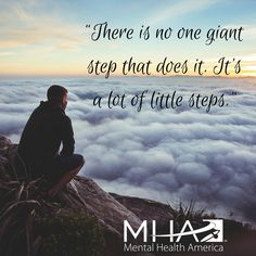 There is no one giant step that does it. It's a lot of little steps.