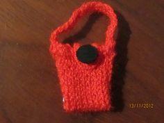 Bolsito en miniatura ganchillo Beanie, Hats, Miniatures, Crocheting, Hat, Beanies, Hipster Hat, Beret