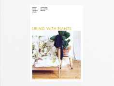LIVING WITH PLANTS Image of