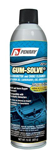 Penray 221412PK Gum Solve  Carburetor and Choke Cleaner  15Ounce Aerosol Can Case of 12 >>> Click on the affiliate link Amazon.com on image for additional details.