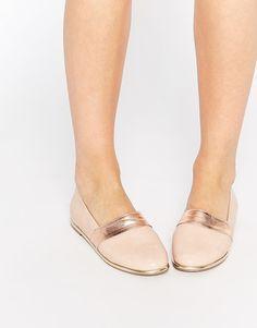 ASOS LIVVY Ballet Flats Ballerina Flats 8d24c397f9d