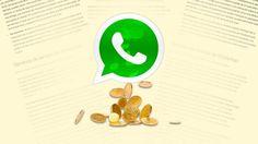 La nueva letra pequeña de #WhatsApp: cómo hará dinero con tus datos