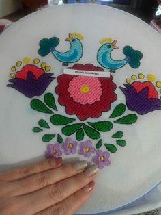 Folk Embroidery, Carolina Herrera, Ukraine, Coin Purse, Coin Purses