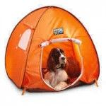 Dog Tents for Your Pets Camping Needs | %blog title% Let's face it. Most people consider their pet dogs as part of the family and like to have them around whenever possible. Consider going camping for instance. Would you like to be left behind when the rest of the family goes on an outdoor camping trip? Of course not, so why would you leave them behind and deny them the opportunity of enjoying the great outdoors? Beside they can be a lot of fun and great hiking or just beachcombing…