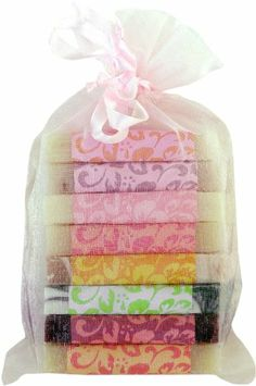 I like any kind of special soaps that make you feel pampered. (Shown is Maui Tropical Soaps Traditional Hawaiin Soap 8 Bar Gift Bag.)