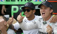 Lewis Hamilton claims to have more ability than teammate Nico Rosberg.   Nico Rosberg currently has the edge over Lewis Hamilton atop the F1 standings.