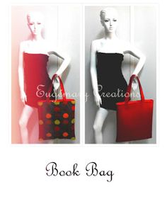 Eugémary Creations ®: Book Bag
