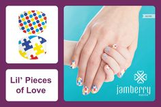Jamberry Nails | Lil' Pieces of Love