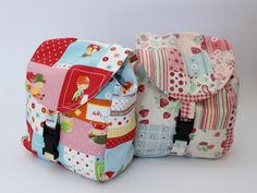 no 233 The Edan Baby Back Pack New Pattern 50 by sewingwithme7