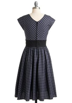 Pretty on the Park Bench Dress