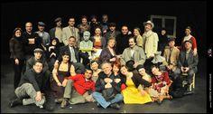 «Μαντάμ Σουσού» Το Κρατικό Θέατρο Βορείου Ελλάδος (ΚΘΒΕ) και το Ίδρυμα Μείζονος Ελληνισμού παρουσιάζουν τη διαχρονική κωμωδία του Δημήτρη Ψαθά για περιορισμένο αριθμό παραστάσεων. To έργο ανεβαίνει σε σκηνοθεσία του Γιώργου Αρμένη με τη Φωτεινή Μπαξεβάνη στον πρωταγωνιστικό ρόλο. Παναγιωτάκης: ο Κώστας Σαντάς. Αίθουσα Αντιγόνη, από 26 Απριλίου 2012 http://www.theatron254.gr