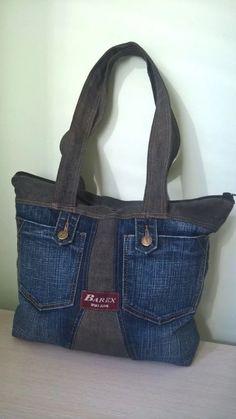 50 стильных сумок из джинсов   Сайт о переделках Вторая Улица   Яндекс Дзен