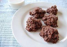 Easy Chocolate Coconut Macaroons Recipe