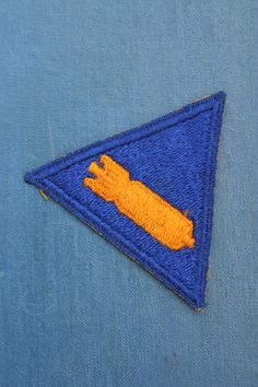 Army Air Force Sleeve Patch Armorer by TheSmallestThing on Etsy, $4.00