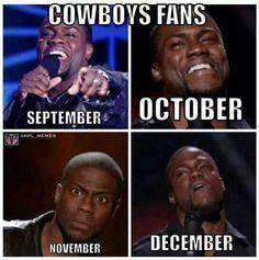 So true!  Cowboys suck!! Lol