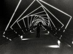 High Trestle Trail Bridge #LED #LEDart
