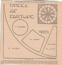 Wheel of Fortune blocks, Kansas city star