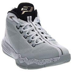 cf0910932a5fc4 Nike Jordan Mens Jordan CP3IX Basketball Shoe 85 WhiteMTLC CPP RCNBLKPR  PLTNM    Click image