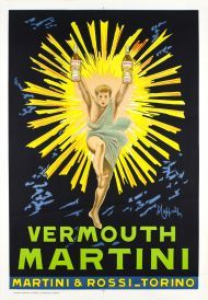 Vermouth Martini, second authorized edition