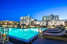 Honeymoon part 1 at Aelia Paros Luxury Villas for Family/Friends in Paros