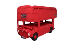 Route Master Bunk Themed Beds by Fun Furniture Collection, Home of Themed Childrens Beds,Toy Boxes and Storage