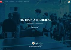 Our #Banking & #FinTech Mag. https://flipboard.com/@bankingpractice/fintech-%26-banking-tjbcobg9y #Innovation #FutureOfBanking #BigData #FinServ #BlockChain