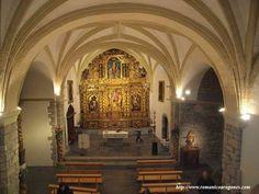 Iglesia de Tramacastilla de Tena