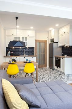 7 Decor, Furniture, House Design, Small Spaces, Home, Table, Kitchen, Small
