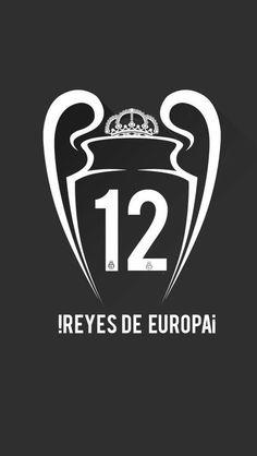 Doudecima UCL RealMadrid Reyes de Europa