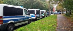 Les forces de l'ordre se sont déployées dans la villede Chemnitz. Un Syrien, suspecté, est recherché. Des matériaux explosifs ont été retrouvés.