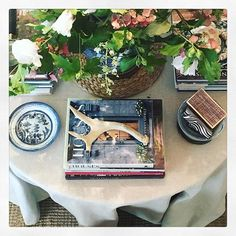 Tabletop styling - Maura Endres