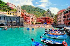 5 Beautiful Seaside Villages in Italy