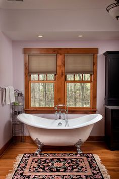 Arts and Crafts Remodel - Master Bath    © Residential Designed Solutions, Inc.