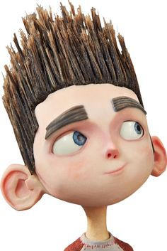 ParaNorman Norman Original Animation Puppet (LAIKA, 2012).... | Lot #94086 | Heritage Auctions