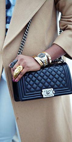 Chanel farkı #moda #canta #black #style
