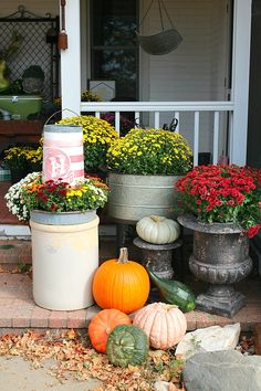 Front Porch Fall Dec