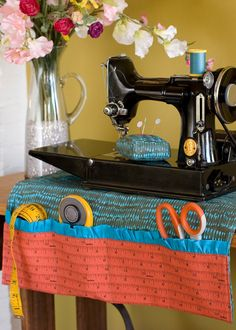 apron for your sewing machine!