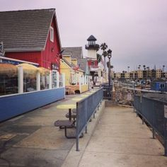 A Day at the Oceanside Harbor Village