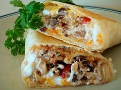 Now You Can Pin It!: Crispy Southwest Chicken Wraps