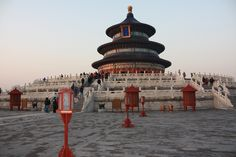 Peking. Temple of Heaven