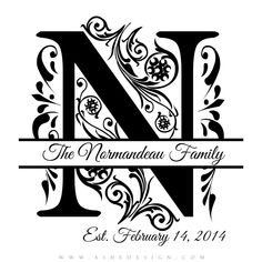 Monogram Template | 17 Best Monogram Template Images Gifts For The Bride Monogram