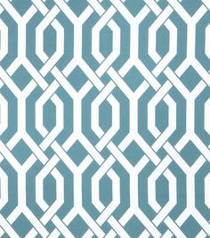 Home Decor Print Fabric-Eaton Square Osprey St. Lucia