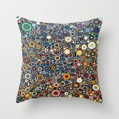 :: No Regrets :: Throw Pillow by GaleStorm Artworks - $20.00
