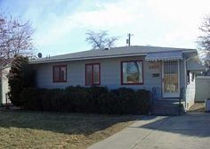 4 Bedroom House Next to West Park Plaza - Billings MT Rentals - 2366- 4 bedroom 2 bath house with detached single car garage, finished basement, and fenced yard with fruit tree. Park w/ Basketball Court right across the street, walking distance to popular shopping and services. | Pets: Negotiable | Rent: $1,095.00  | Call Rainbow Property Management, Inc. at 406-248-9028