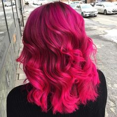 New Hair Color Crazy Pink Blondes Ideas Bold Hair Color, Bright Hair Colors, New Hair Colors, Crazy Hair Colour, Bright Coloured Hair, Colourful Hair, Rose Fuchsia, Alternative Hair, Pretty Hairstyles