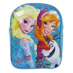 New Official Licensed Disney Frozen Elsa Anna Olaf School Bag Rucksack Backpack 5036278055997