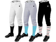 DeMarini Deluxe Fastpitch Softball Pants