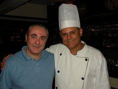 Chef Danio Braga,do Locanda de La Mimosa (RJ)