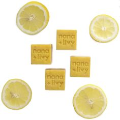 Indulge yourself with our fresh citrus-scent Lemon Soap Block in the shower. This soap will help boost your mood and enhance your beauty. Lemon Soap, Normal Skin, Lemon Essential Oils, Cold Process Soap, Cruelty Free, Your Skin, Cleanser, Place Card Holders, Shower